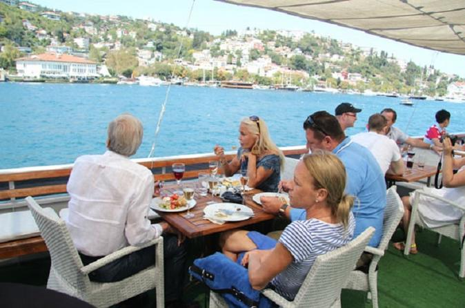 Full-Day Bosphorus to Black Sea Cruise From Istanbul