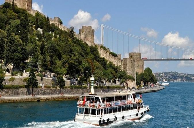 Istanbul Half Day Morning Bosphorus Cruise Tour