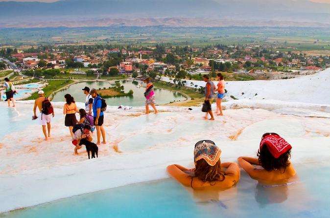 Pamukkale Day Trip from Istanbul Including Flights