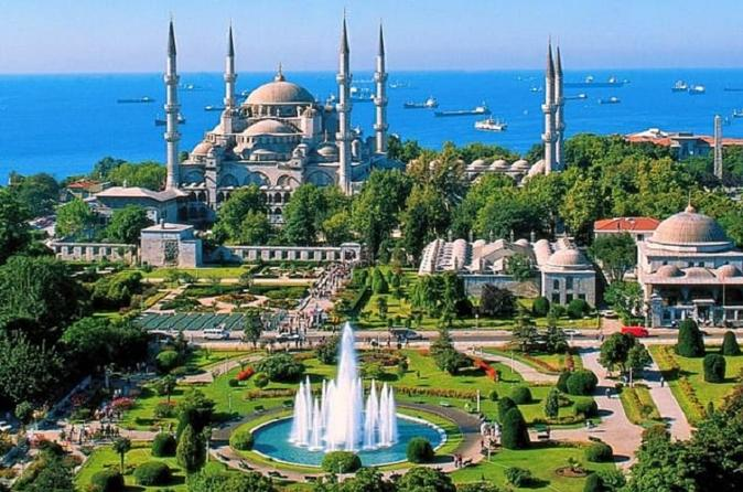 Small Group Full-Day: Instantaneous Istanbul