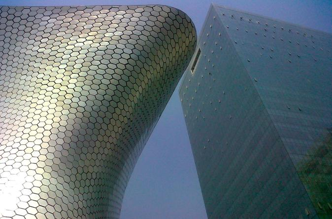 Contemporary Architecture Tour in Mexico City Including Soumaya Museum