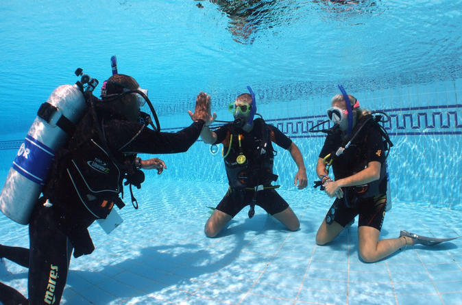 Open water course in marsa alam in marsa alam 243569