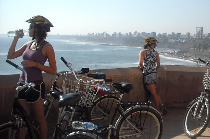 Bohemian lima bike tour in lima 238738