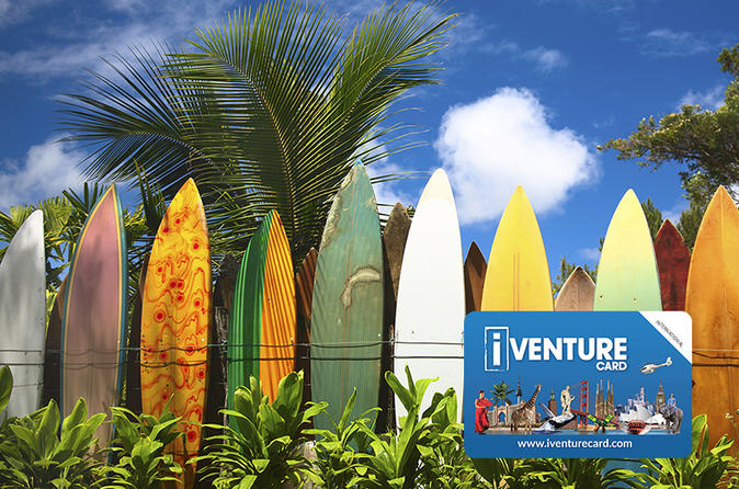 iVenture Card Oahu Unlimited Pass