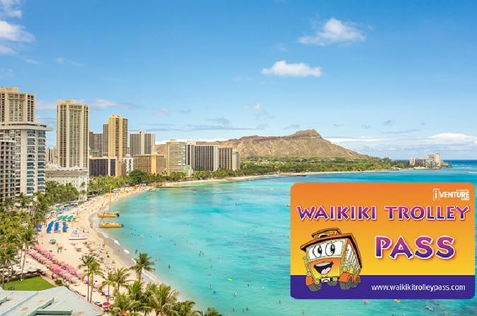 Waikiki Trolley Pass