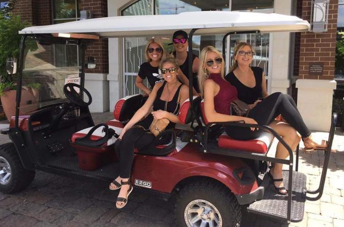 BASICally Nashville Shopping Tour by Joyride golf cart