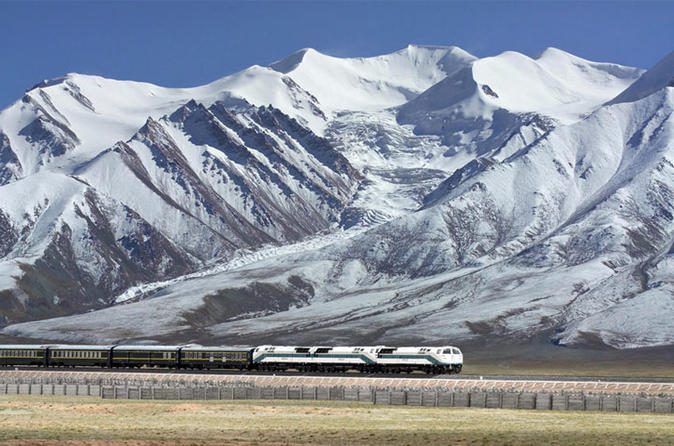 Small-Group 5-Night Lhasa Tour: Train from Chengdu