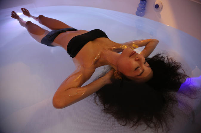1-Hour Flotation Therapy Experience in Bangkok