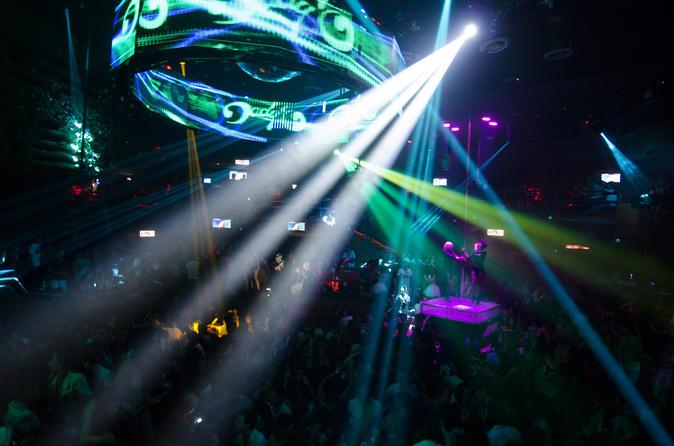 Evite as Filas: Open bar no Dady'O Nightclub em Cancun