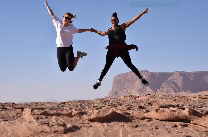 3-Day Private Petra, Wadi Rum, Dana, Almujib Reserves, Aqaba and Dead Sea Tour from Amman