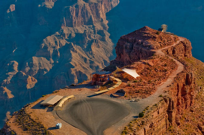 Grand Canyon West Rim Coach Tour from Las Vegas