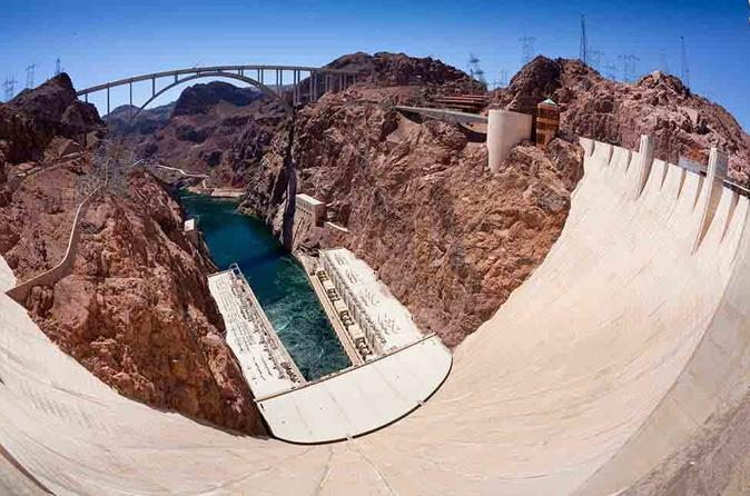 Hoover Dam VIP Small Group Memorial Bridge & Lake Mead Visitor Center Tour