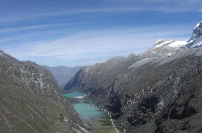 4 day trekking around llanganuco santa cruz in huaraz 227513