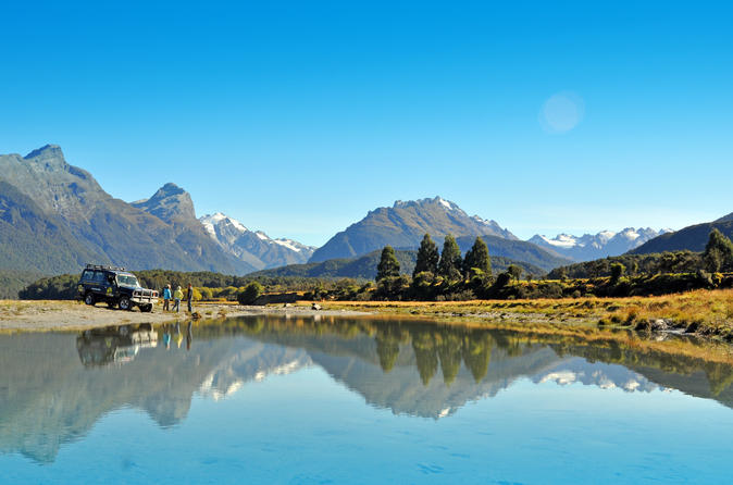 Glenorchy Lord of the Rings Off-Road 4X4 Adventure from Queenstown