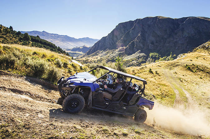Scenic Guided Off-Road Buggy Tour from Queenstown