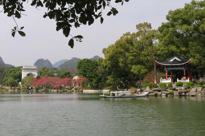 Half-day Guilin Heritages Tour On Foot With Local Snack Tasting