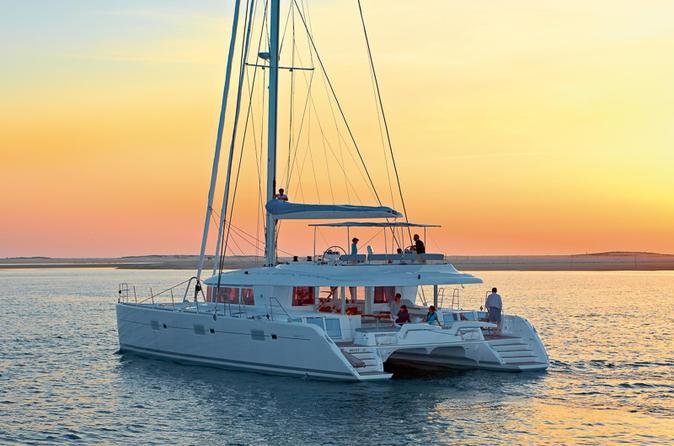 Phuket Catamaran Afternoon Cruise
