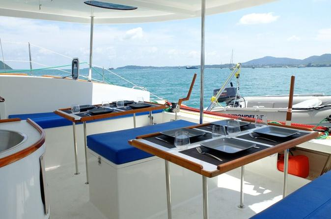 Private Tour: Half-Day Sunset Sailing Trip in Phuket