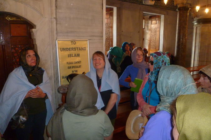 Blue Mosque And Islam: Guided Walking Tour In Istanbul