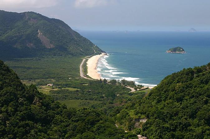 Excursão particular para as praias isoladas do Rio de Janeiro
