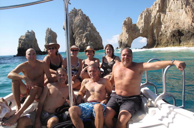 Private Tour: Snorkeling in Cabo San Lucas