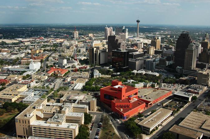 Downtown San Antonio Quarry Helicopter Tour