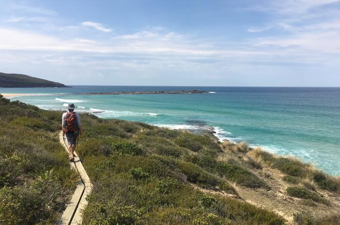 Murramarang 3-Day Great Coastal Walk From Batemans Bay Including Accommodation And Meals
