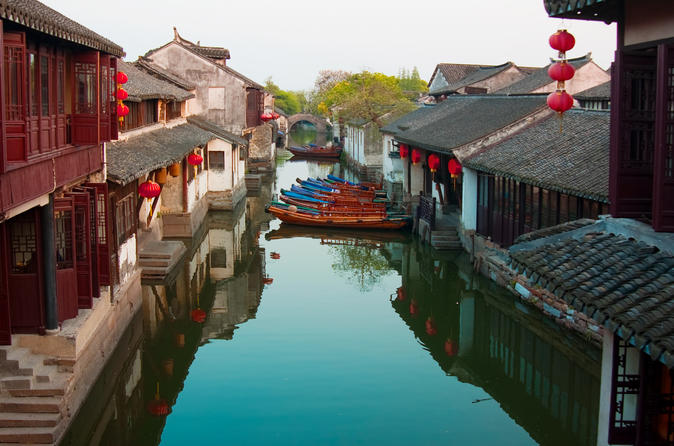 One-Day Suzhou and Tongli Tour from Shanghai