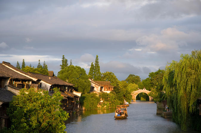One-Day Wuzhen Water Town Tour from Shanghai