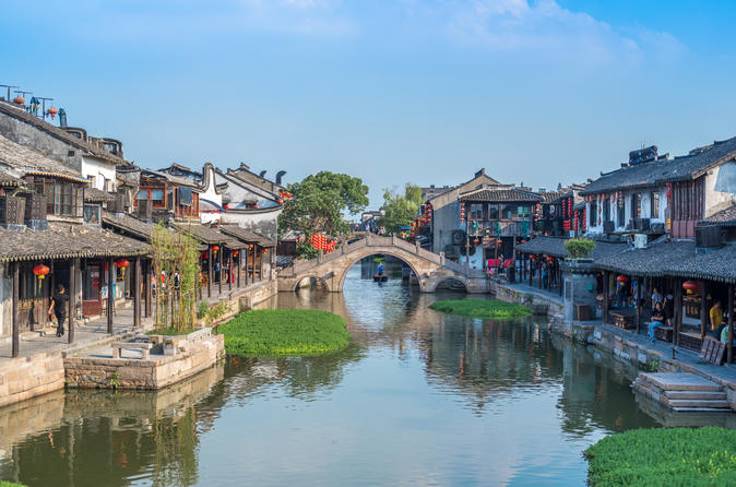 One-Day Xitang Water Town Tour from Shanghai