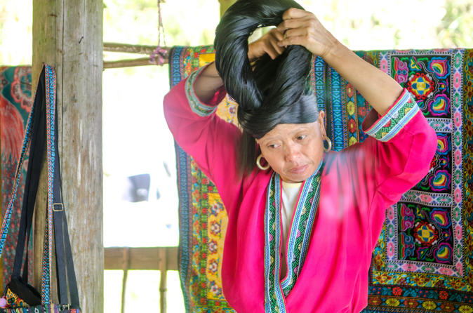 Small-Group Day Tour To Longji Rice Terraces And Ethnic Minority Villages From Guilin