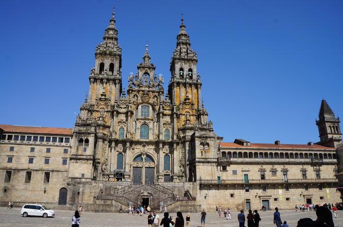 7 day camino frances walking tour from sarria to santiago in santiago de compostela 228646