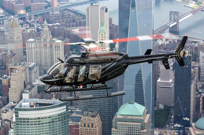 New york helicopter tour ultimate manhattan sightseeing for Things to do in nyc manhattan