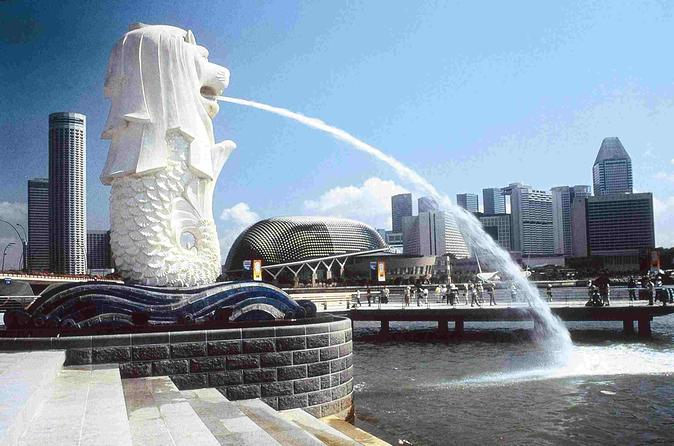3-Day Best of Singapore and Malaysia Tour: City Sightseeing, Universal Studio, and Legoland