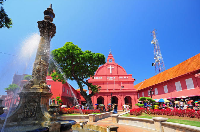 Full Day Malacca Tour From Singapore