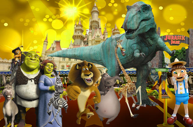 Full-Day Universal Studios Singapore Admission With Optional VIP Package - Sentosa