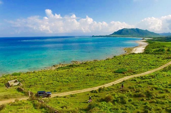 Motocross guiado Excursão diurna off-road em Ishigaki Island