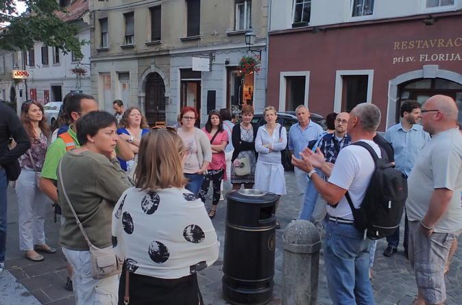 Ljubljana City Tour Including Ljubljana Castle