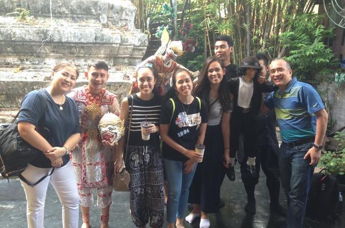 Private Tour: Amazing Bangkok