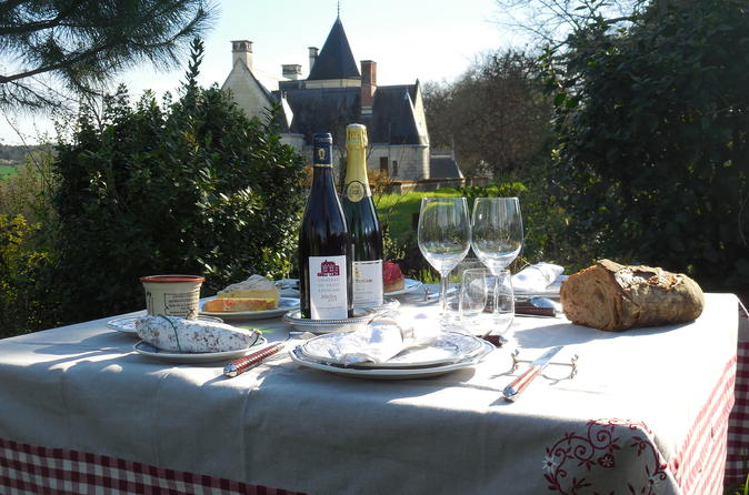 Picnic in the vines tour of chinon france in chinon 229651