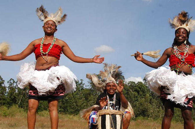 Nairobi Cultural Experience Guided Day Tour