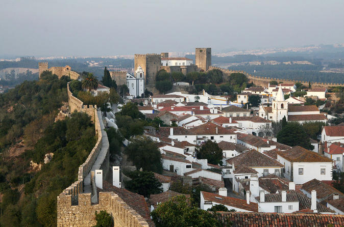 Fátima, Batalha, Nazaré and Óbidos Full Day Private Tour