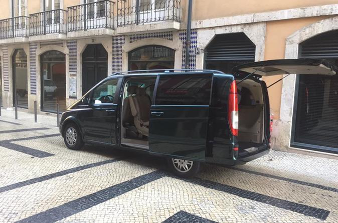 Lisbon Airport Private Arrival Transfer