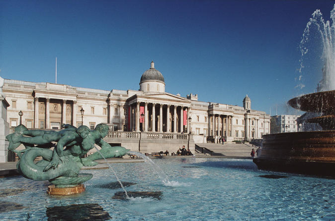 National Gallery And Trafalgar Square Tour In London