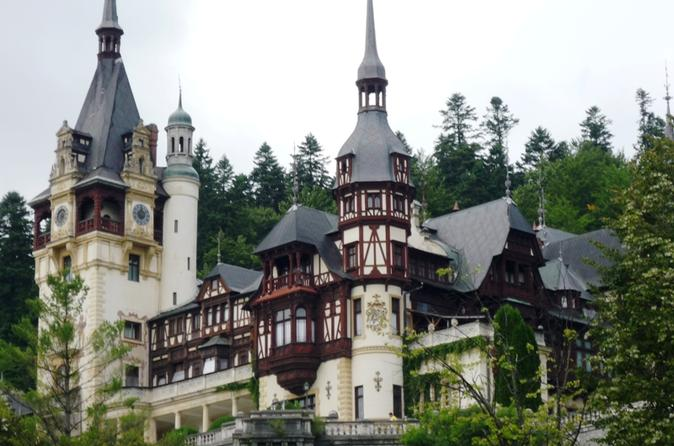 Half-Day Peles Castle and Museum Tour from Bucharest