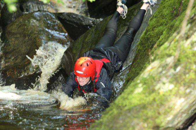 Full or half day gorge walking in llangollen in llangollen 253083