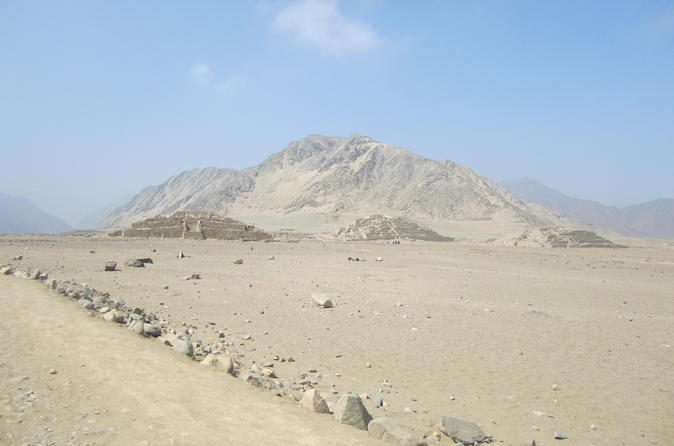 Private Caral Full Day Trip from Lima