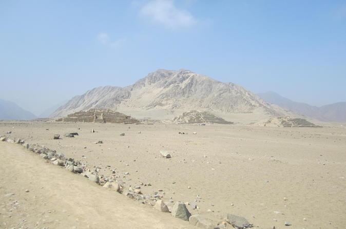 Viagem de dia inteiro particular por Caral saindo de Lima