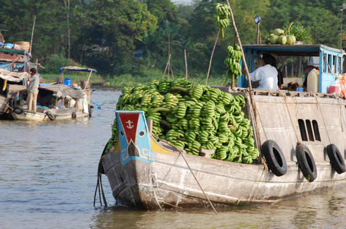 Boat trip from ho chi minh city to mekong delta with lunch in ho chi minh city 624915