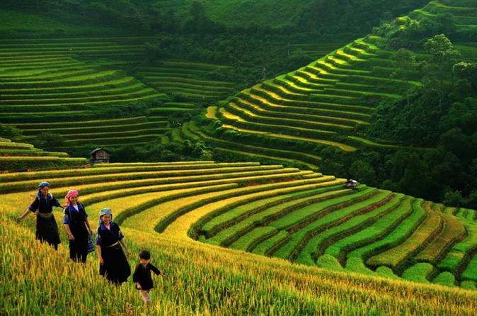 OFF BEATEN TREKKING & HOME STAY TOUR - Hanoi